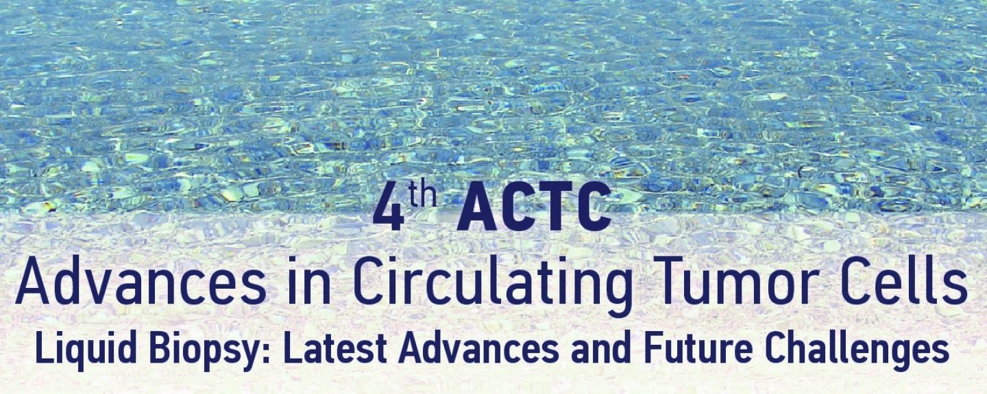 Mikro Biyosistemler Inc. participated in the 4th ACTC-Advances in Circulating Tumor Cells Conference held between 2-5 October 2019 in Corfu, Greece and presented a poster.